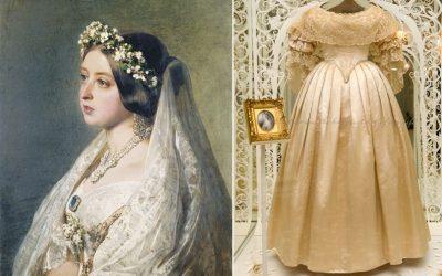 5 érdekesség a menyasszonyi ruha történetéről
